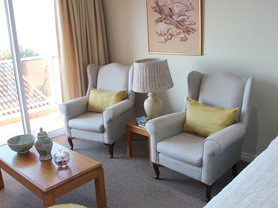 An example of an Assisted Living room at Twilanga