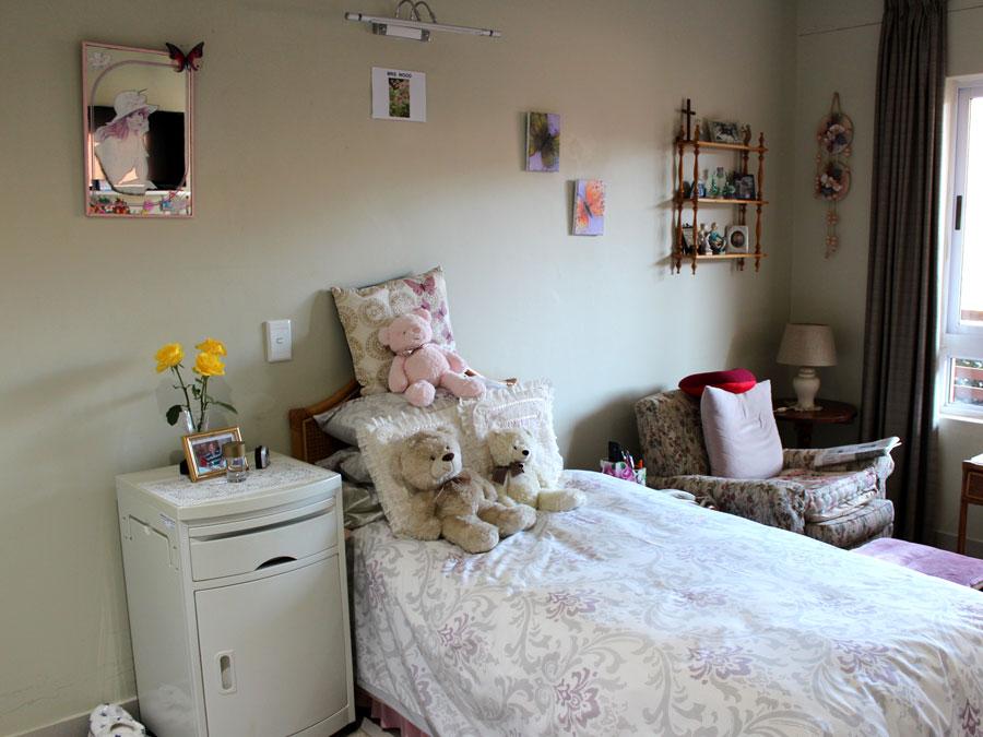 Twilanga Care Centre Single Room