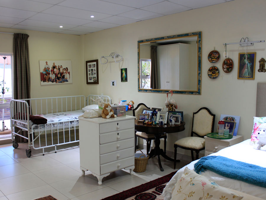 Twilanga Care Centre Double Room