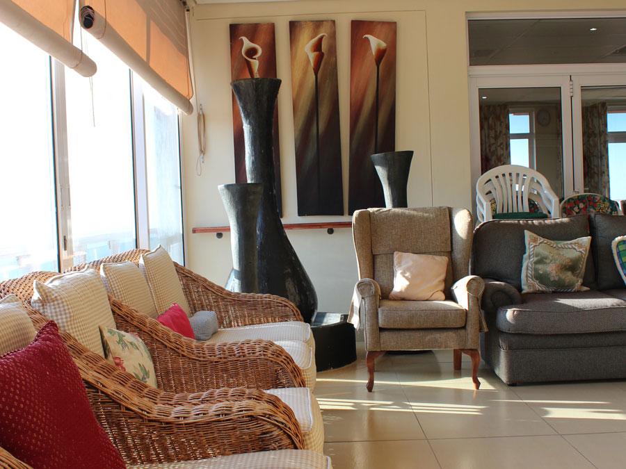 Twilanga Care Centre Communal Lounge