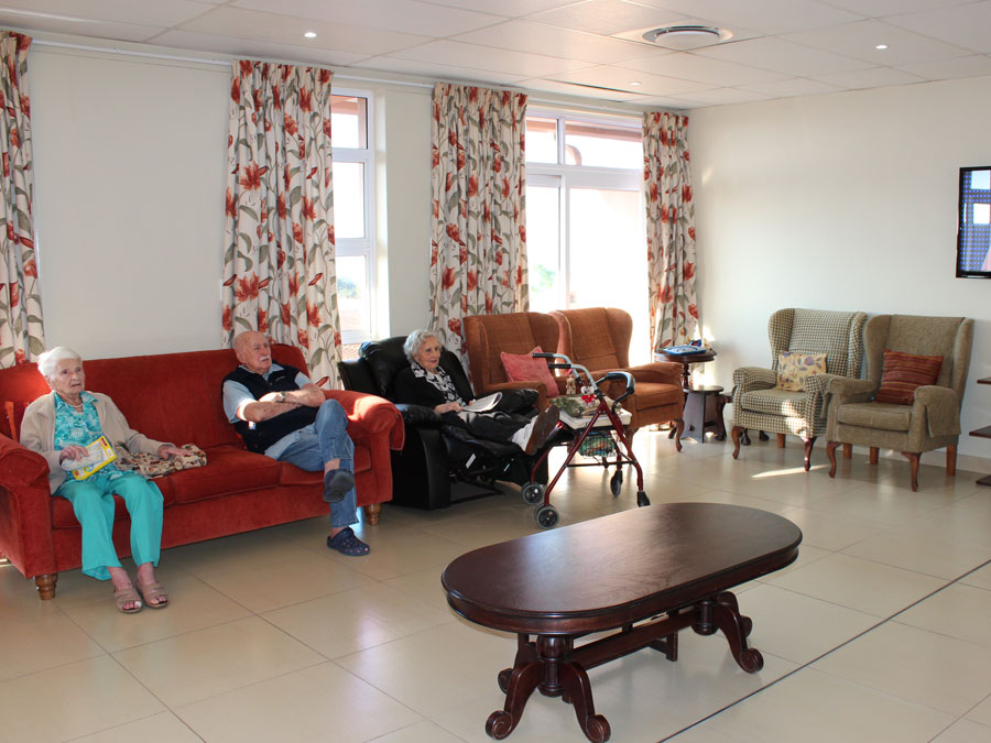 Twilanga Care Centre David Oehley Lounge